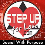 Step Up For Love - Social With Purpose