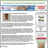 Loggerhead Fitness Email Newsletter