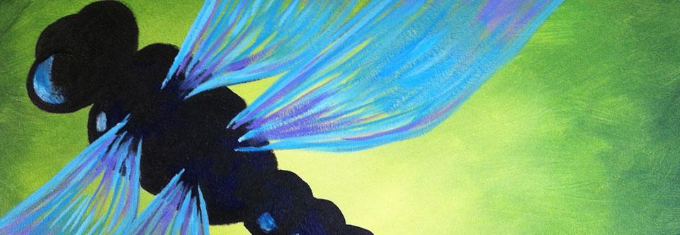 Dragonfly: A Symbol For Transformation