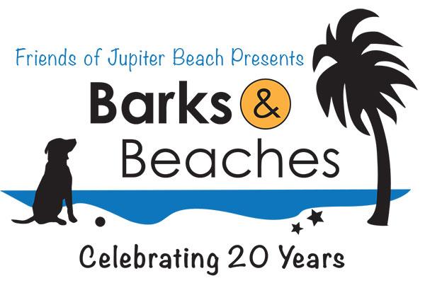 Barks & Beaches Logo Design